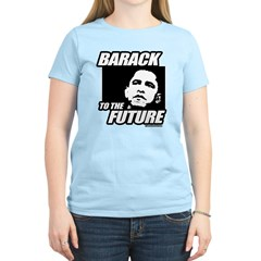 Barack to the future Women's Light T-Shirt