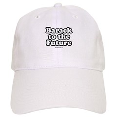 Barack to the future Cap