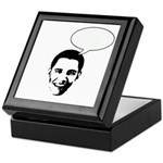 Obama (write in message) Keepsake Box