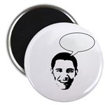 Obama (write in message) Magnet