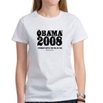 Barack Obama Women's T-Shirt