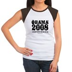 Barack Obama Women's Cap Sleeve T-Shirt
