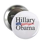 Clinton / Obama 2008 2.25