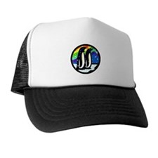 Gay Penguin Trucker Hat