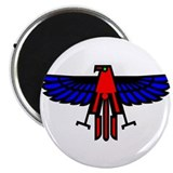Indian Eagle Totem Magnet