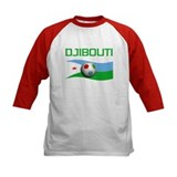 TEAM DJIBOUTI WORLD CUP Tee