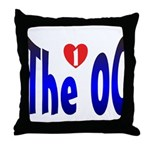 The OC Throw Pillow
