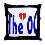 The OC Throw Pillow