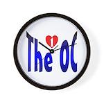The OC Wall Clock