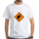 kangaroo Sign Shirt