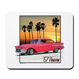 '57 Heaven Mousepad