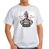 Here For Thanksgiving Pie T-Shirt