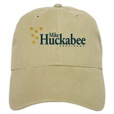 Huckabee for President Baseball Cap