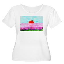 Sammy's Sunset T-Shirt