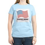 Clinton / Obama 2008 Women's Light T-Shirt