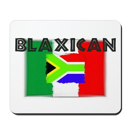 Blaxican Flag