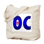 I Love OC Tote Bag