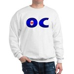 I Love OC Sweatshirt
