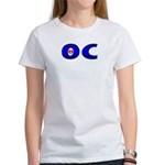I Love OC Women's T-Shirt