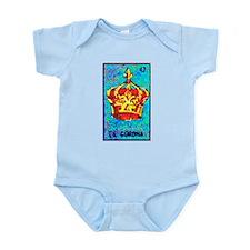 La Corona Infant Bodysuit