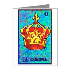 La Corona Note Cards (Pk of 20)