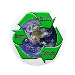 Reduce Reuse Recycle Earth 3.5