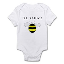 BEE POSITIVE Infant Bodysuit