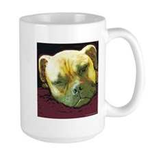 Bullmastiff at Rest Mug