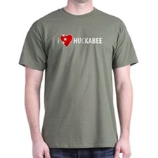 I Heart Huckabee T-Shirt
