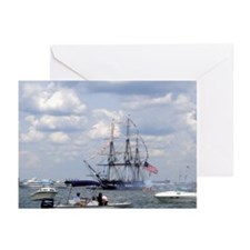 Old Ironsides Greeting Cards (Pk of 10)