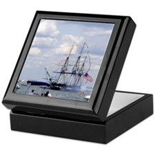 Old Ironsides Keepsake Box