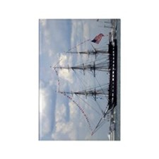 USS Constitution Rectangle Magnet (10 pack)