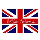 Ride British Postcards (Package of 8)