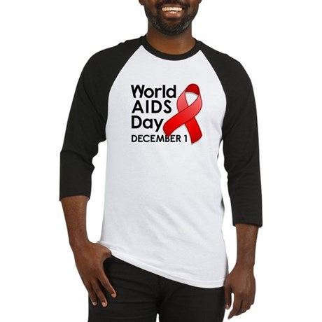 World AIDS Day Baseball Jersey
