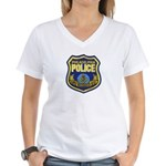 Philly PD Masons Women's V-Neck T-Shirt