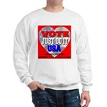 Vote Just Do It USA Sweatshirt