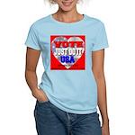 Vote Just Do It USA Women's Light T-Shirt