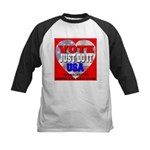 Vote Just Do It USA Kids Baseball Jersey