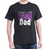 Proud to be a Fan - Cheer Dad T-Shirt