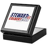 Stewart / Colbert 2008 - Tile Box