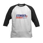 Stewart / Colbert 2008 - Kids Baseball Jersey