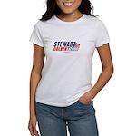 Stewart / Colbert 2008 - Women's T-Shirt