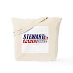 Stewart / Colbert 2008 - Tote Bag