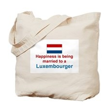 Luxembourg-Married Tote Bag