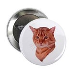 Bengal Tabby Cat Button