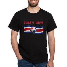 TEAM COSTA RICA WORLD CUP T-Shirt