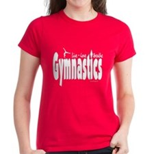 Live Love Breathe Gymnastics Tee