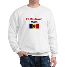 Moldovan #1 Mom Sweatshirt