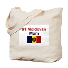 Moldovan #1 Mom Tote Bag