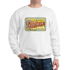 Vintage Root Beer Ad Sweatshirt